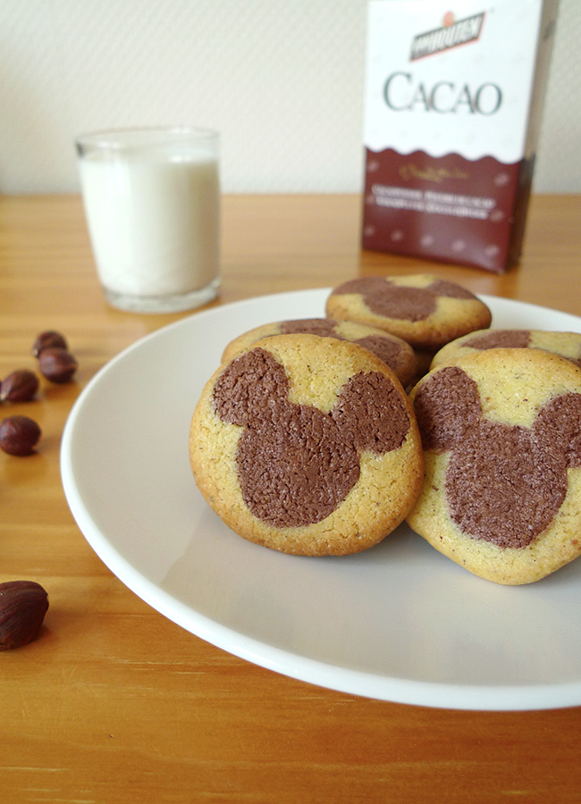 Sables-mickey