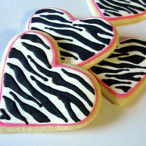 Biscuits-zebres