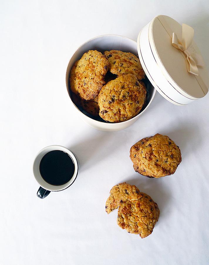 Cookies-choco-nougatine