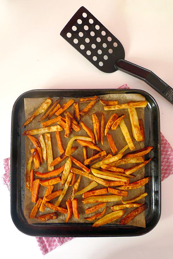 Frites-au-four