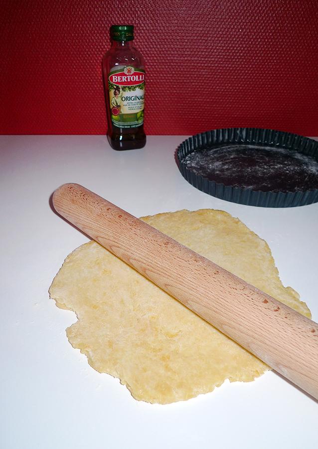 Pate brisee huile olive