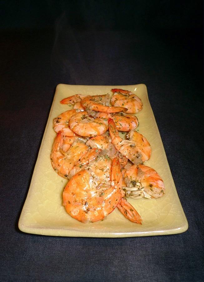 crevettes-sautees-ail-persil