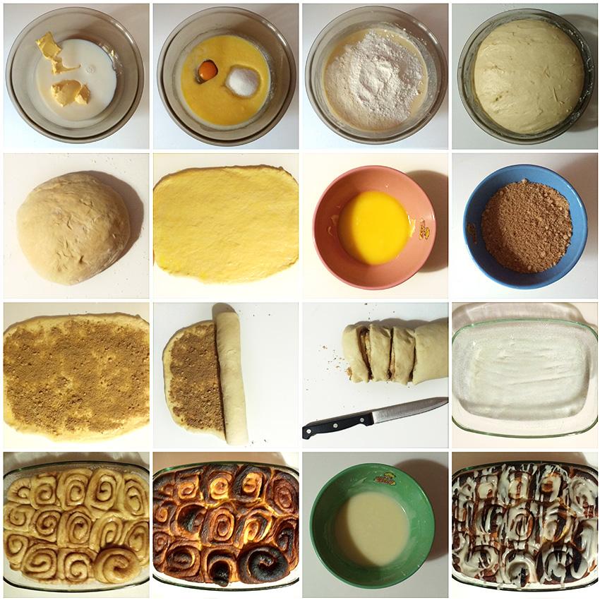 etapes-cinnamon-rolls